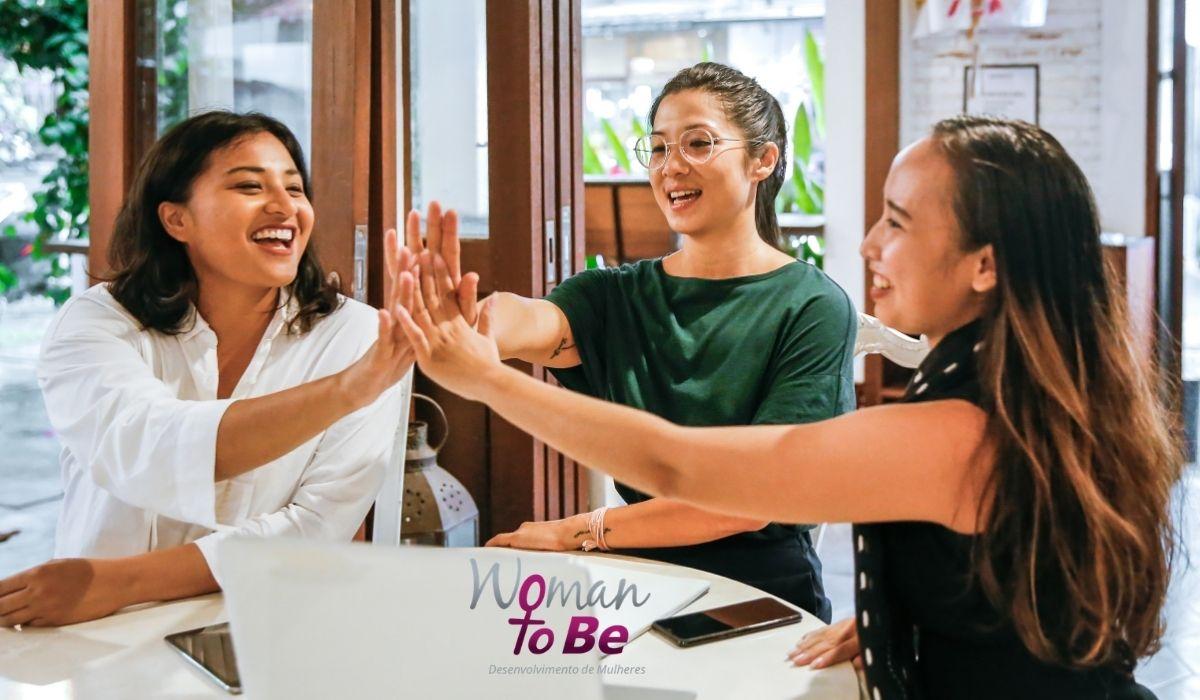 Emponderamento feminino: posicionamento que gera transformações positivas